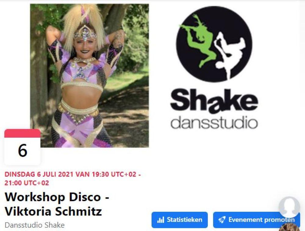 Workshop Disco - Viktoria Schmitz